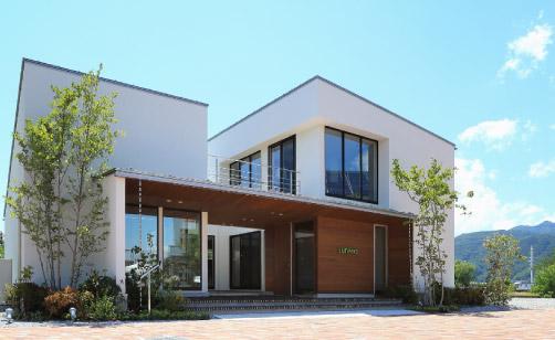 SUNPROグラン・シフのモデルハウス
