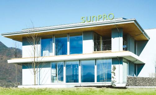 SUNPROグラン・ミュゼのモデルハウス