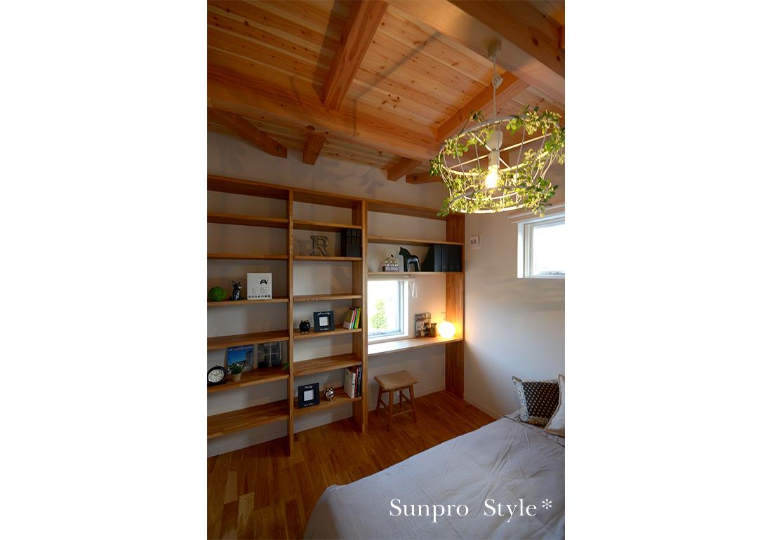 シンプルに暮らす家