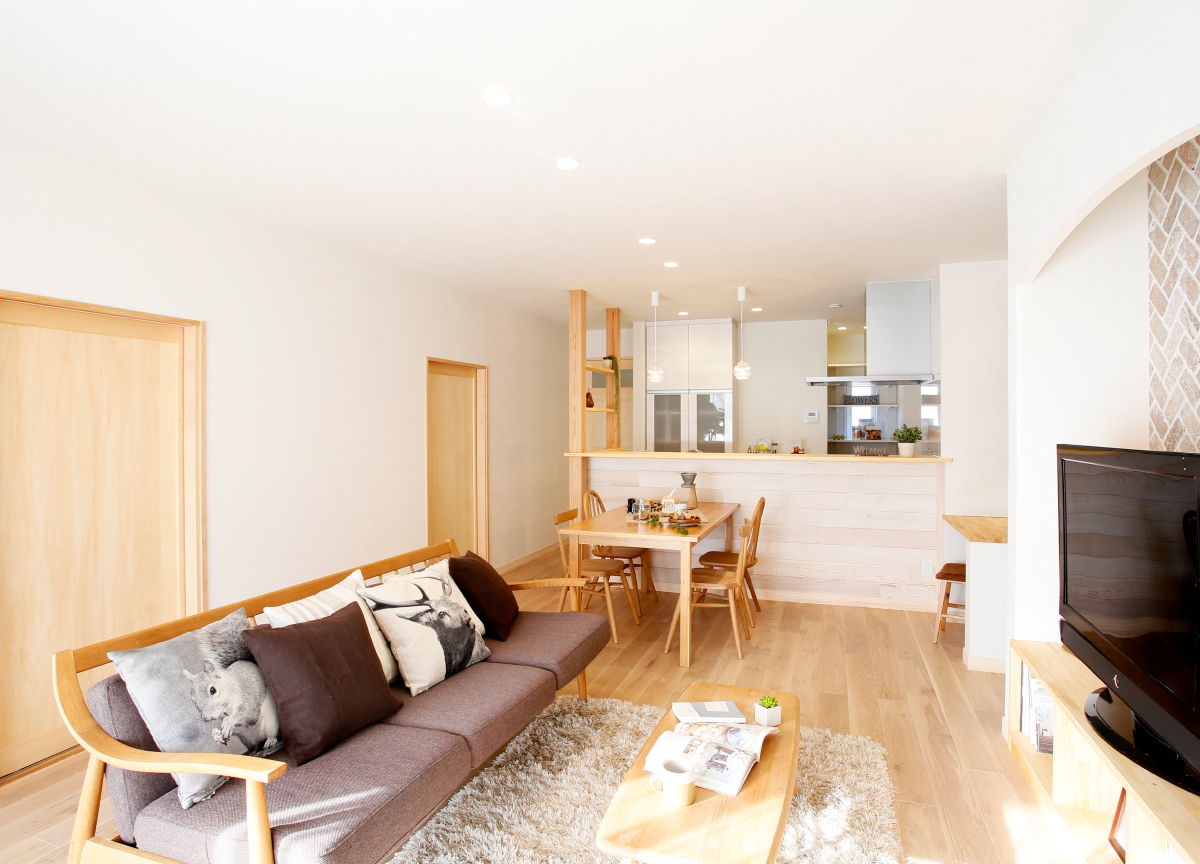 リノベーションオープンハウス「明るい暮らしをつくる家」