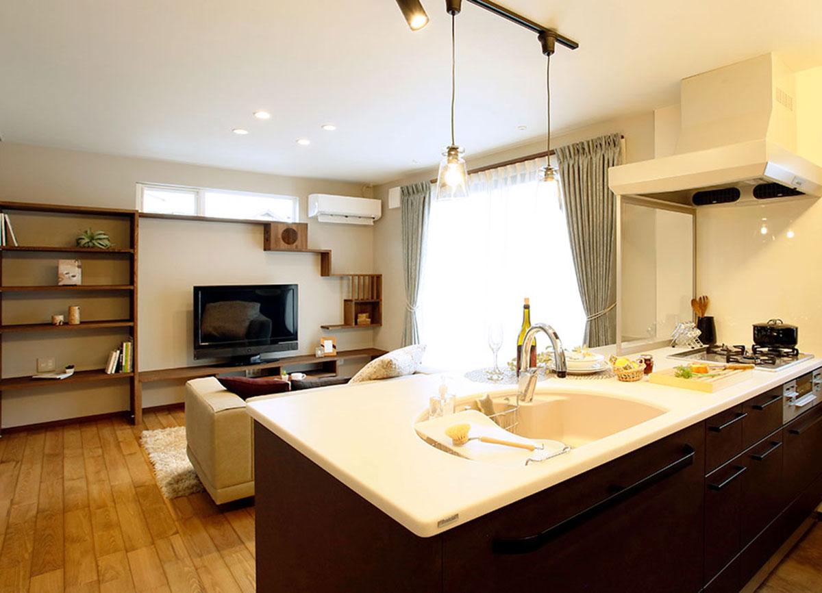リノベーションオープンハウス「憧れのオープンキッチンへ!1階丸ごとリフレッシュリフォーム」